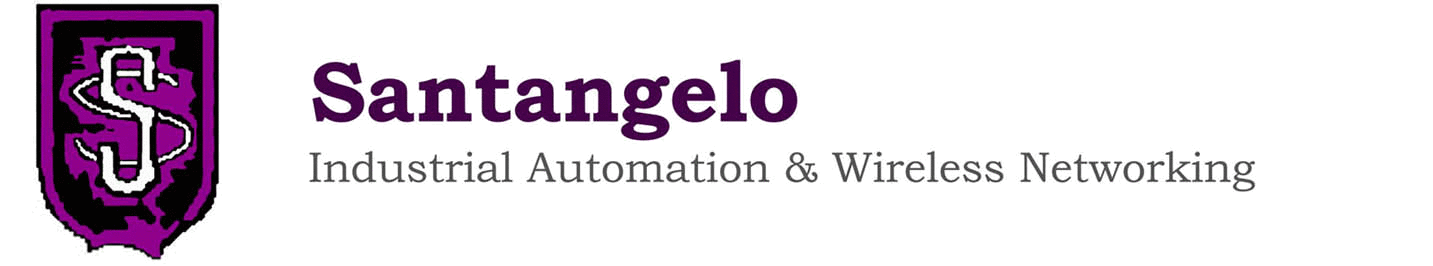 Santangelo - Industrial Automation & Wireless Networking